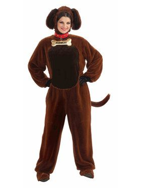 Men's Puddles The Puppy Costume