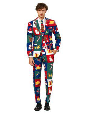 Mens Quilty Pleasure Opposuit