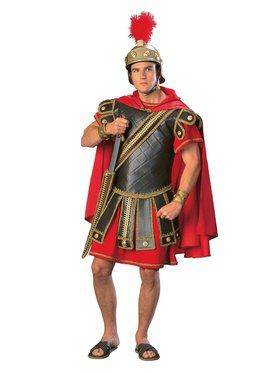 Mens Regency Collection Centurion Costum  sc 1 st  BuyCostumes.com & Greek and Roman Costumes - Halloween Costumes | BuyCostumes.com