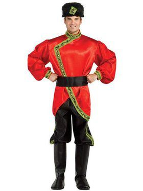 Mens Regency Collection Russian Cossack