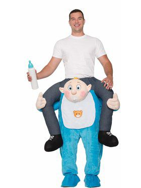Adult Ride a Baby Costume