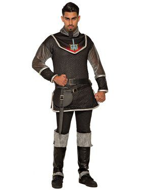 Rogue Prince Tunic Costume for Men