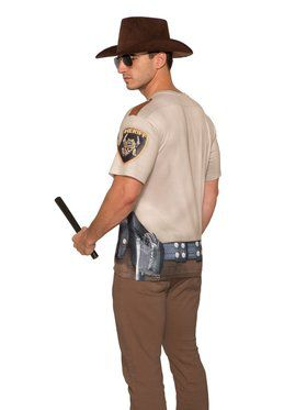 Adult Sheriff Man Shirt