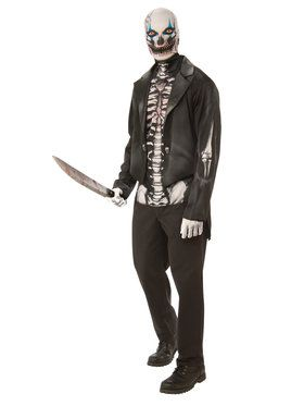 Skeleton Costume for Men