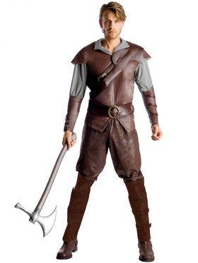 Mens Snow White Huntsman Adult Costume