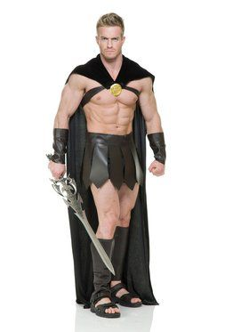 Mens Spartan Legions Cross Shoulder Cost