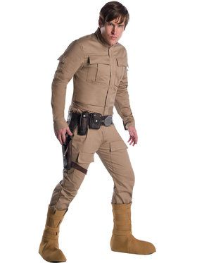 Star Wars Luke Skywalker Costume For Men