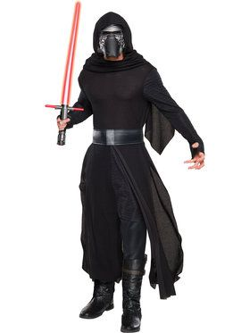 Men's Star Wars Deluxe Kylo Ren