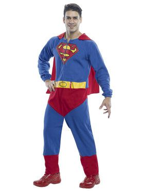 Men's Superman Onesie