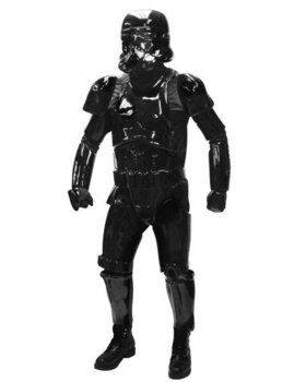 Supreme Edition Star Wars Black Shadowtrooper Costume