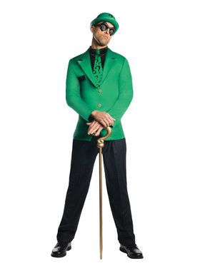 The Riddler Adult Costume