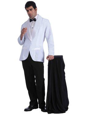 Hollywood Formal White Jacket