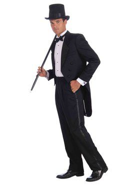 Vintage Hollywood Men's Tuxedo - Adult Plus