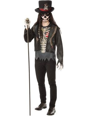 Voodoo Man Mens Costume