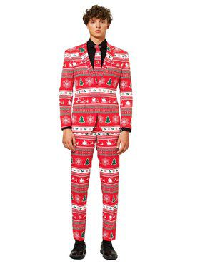 Adult Winter Wonderland Opposuit
