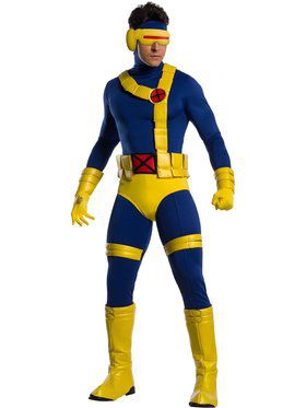 Men's X - Men Cyclops Adult Costume