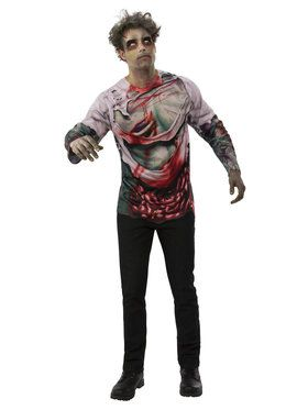 Zombie Costume for Men