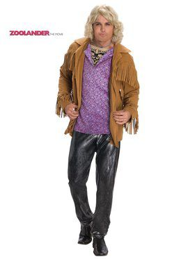 Mens Zoolander Hansel Costume