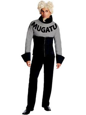 Mens Zoolander Mugatu Adult Costume