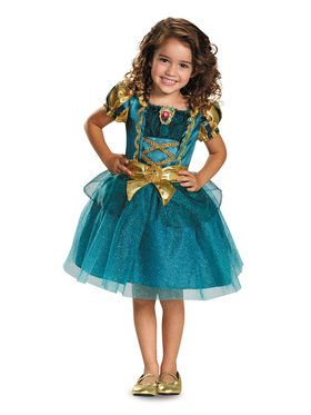 Merida Toddler Classic Costume