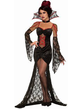 Mesmerizing Vampiress - Adult Costume