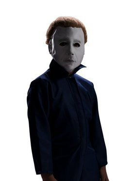 Michael Myers Mask with Wig