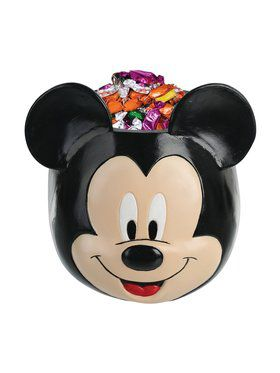 Disney Mickey 3D Candy Bowl