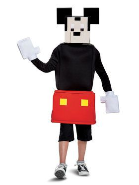 Mickey Mouse Crossy Roads Child Classic Costume