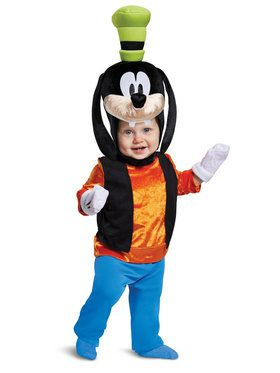 Infant Classic Mickey Mouse Goofy Costume