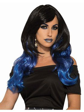 Midnight Maven Wig