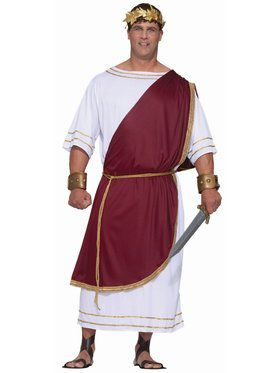 Mighty Caesar Adult Costume