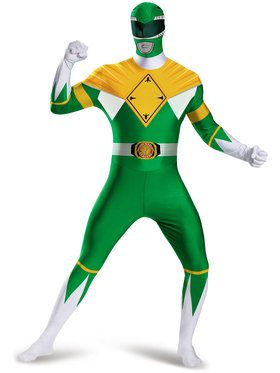 Mighty Morphin Power Rangers: Green Ranger Costume