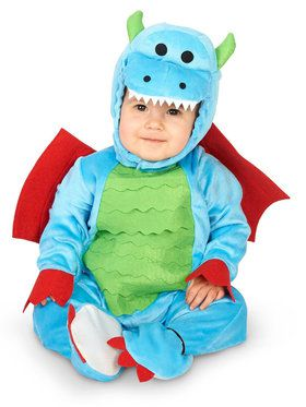 Mighty Tiny Dragon Infant Costume