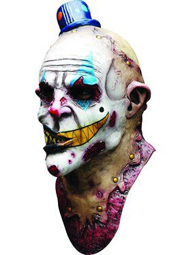 Mime Zack Adult Mask