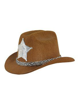 Mini Cowboy - Brown