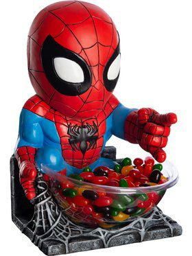 Mini Spiderman Candybowl Holder