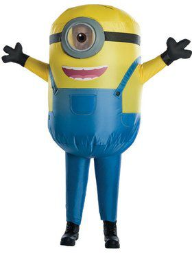 Minions: The Rise Of Gru Minion Child Inflatable Costume