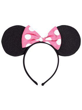 Minnie Mouse Helpers Deluxe Headband (ea.)