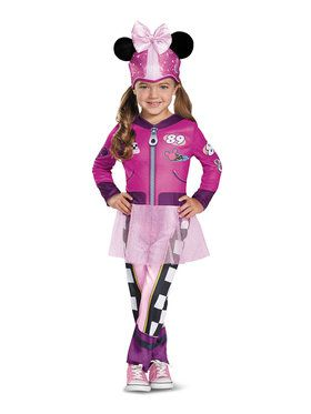 Minnie Roadster Classic Child Costume