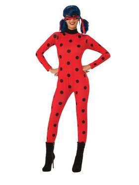 Miraculous Ladybug Costume for Women