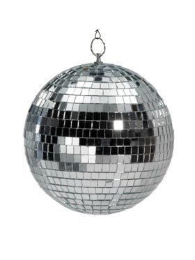 """Mirror Ball - 8"""" With Color Box"""