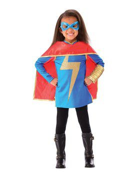 Miss Marvel Dress Up Set