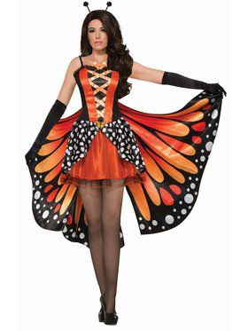 Miss Monarch - Standard Adult Costume