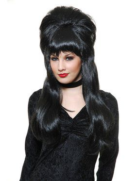 Mistress Of The Dark Wig