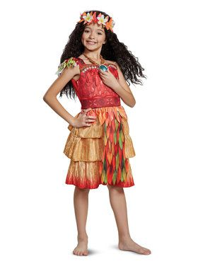 Moana Epilogue Deluxe Toddler Costume