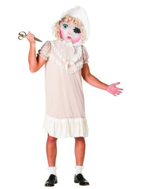 Molly the Demonic Dolly Adult Costume