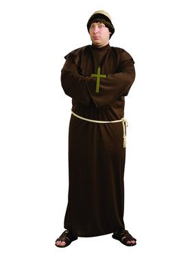 Monk and Cross Kit Costume