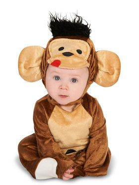 Monkeyin' Around Infant Costume