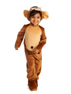Monkeyin' Around Toddler Costume