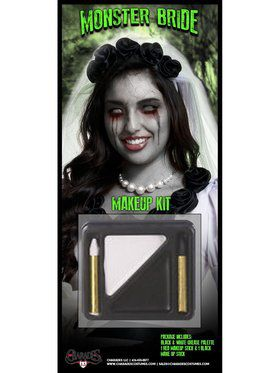 Monster Bride Makeup Kit